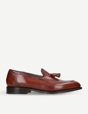 CHURCH Kingsley 2 tassle leather loafers