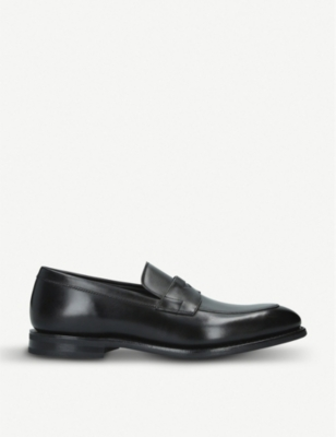 CHURCH Parham leather penny loafers