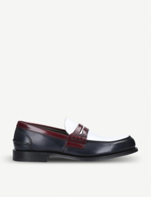 CHURCH Pembury leather penny loafers