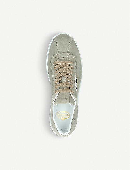 CHURCH Waterfield suede trainers