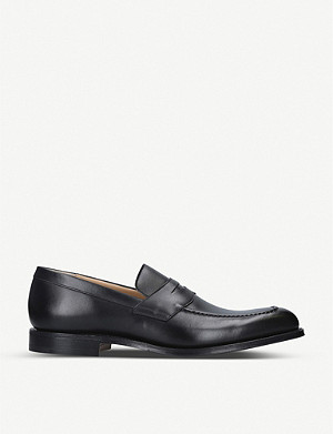 CHURCH Coldeast leather penny loafers