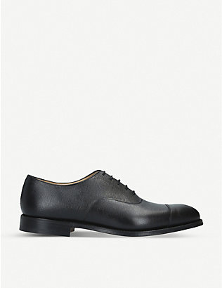 CHURCH: Consul St James leather Oxford shoes