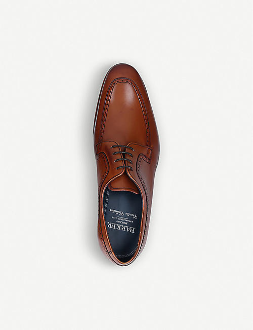BARKER Anthony leather Derby shoes