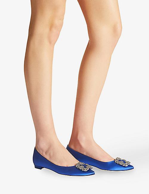 227057bac8b8e Ballet flats - Flats - Womens - Shoes - Selfridges   Shop Online
