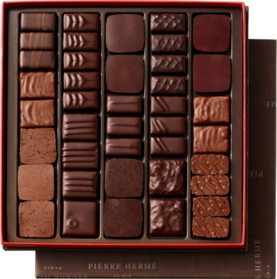 PIERRE HERME Classic chocolate assortment 350g