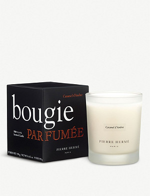 PIERRE HERME Herbe d'amandes scented candle