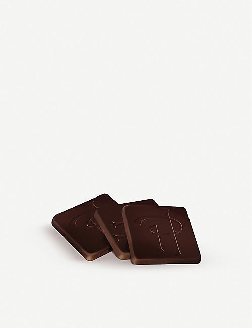 PIERRE HERME Pure Origin Java dark chocolate carrés 120g