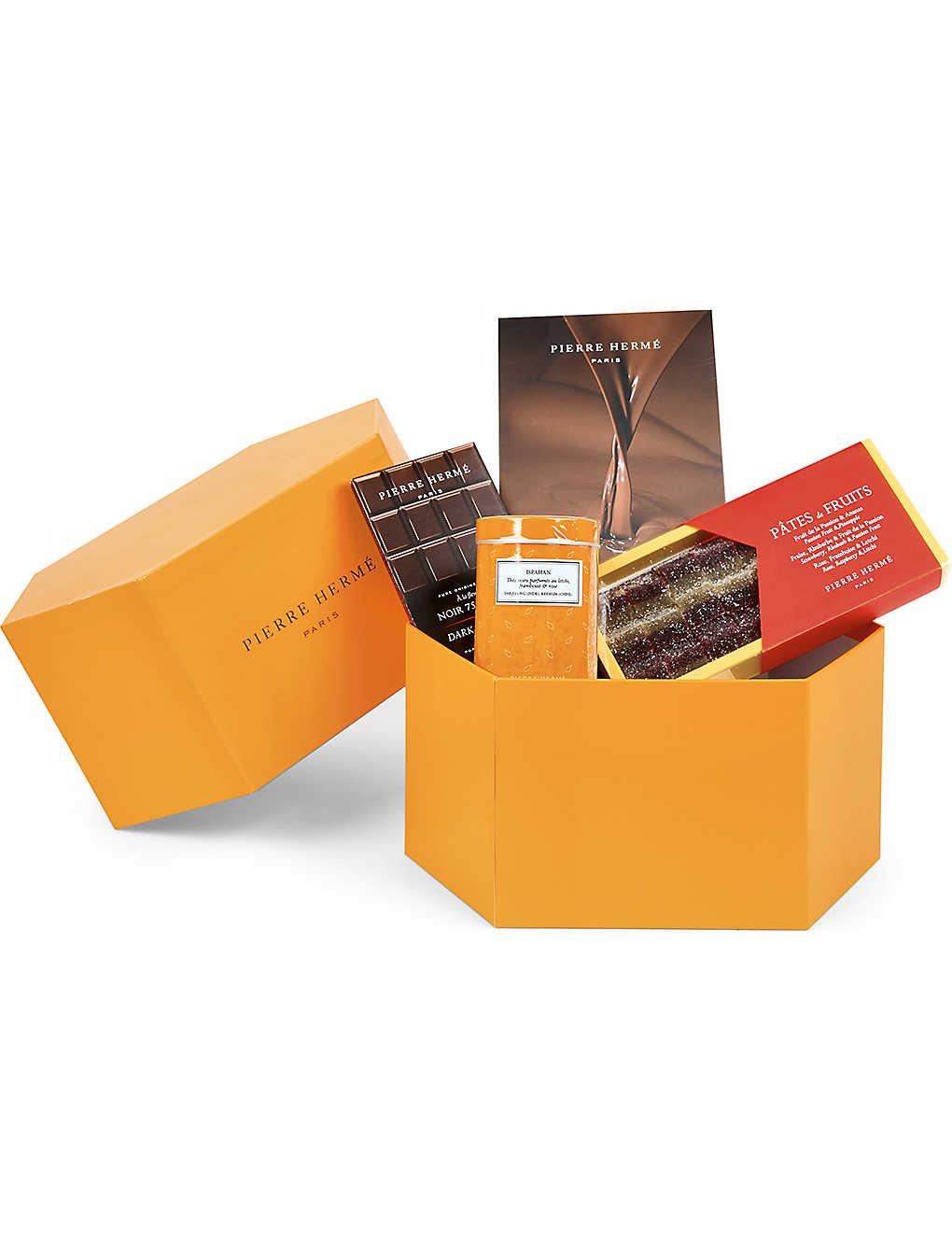 Pierre Herme Mosaic Gift Box Small Selfridges Com