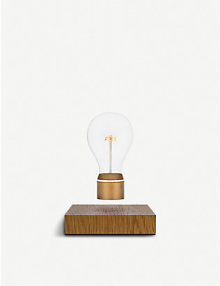 SMARTECH: FLYTE levitating light bulb
