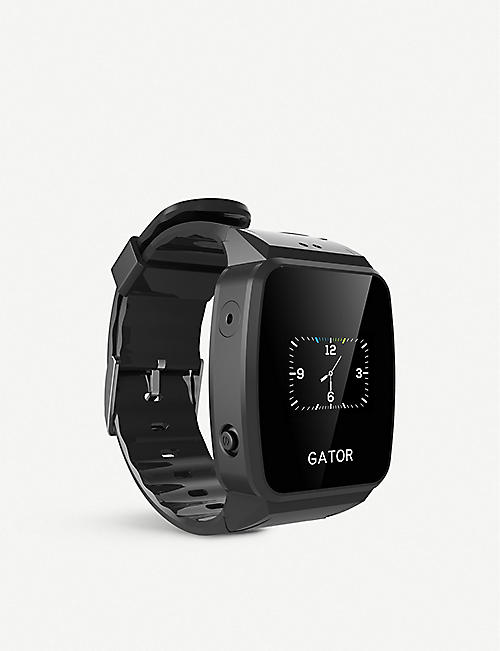 SMARTECH Gator wearable phone and tracker watch