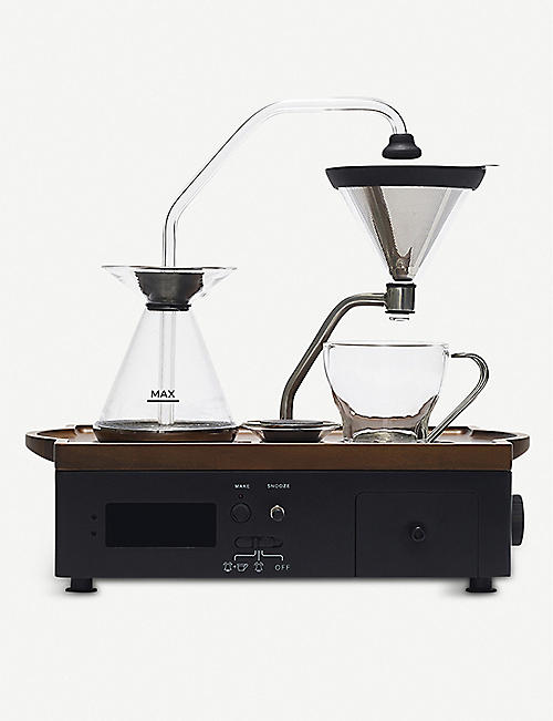 SMARTECH Barisieur walnut wood coffee and tea brewer