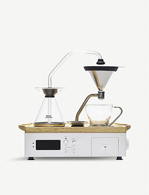 SMARTECH Barisieur rubber wood coffee and tea brewer