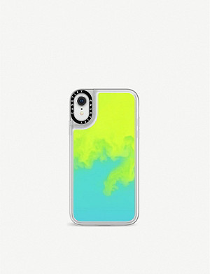 SMARTECH Casetify Neon Sand iPhone XR case