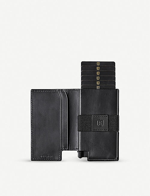 SMARTECH Ekster 3.0 solar-powered leather smart wallet