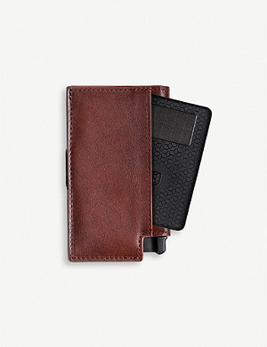 SMARTECH Ekster 3.0 RFID-blocking leather wallet
