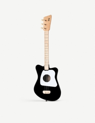 SMARTECH Loog wood three cord mini guitar