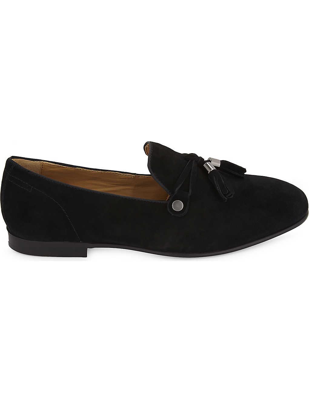 2463782230ecb ALDO - Mccrery suede loafers | Selfridges.com