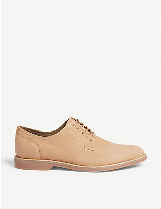 ALDO: Zeviel leather Derby shoes