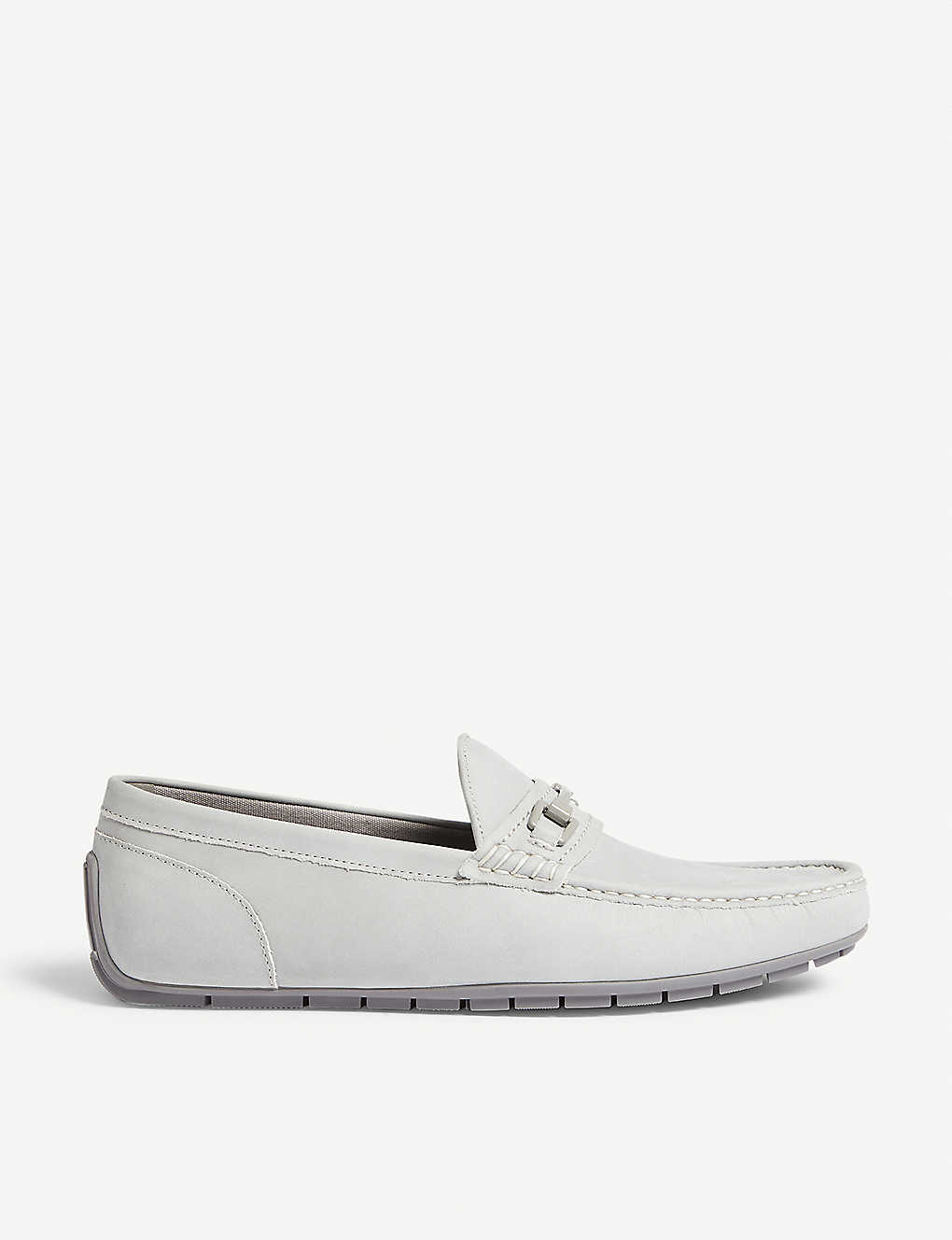 a0c60f14ed Meledor suede loafers - Grey ...