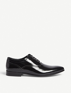 ALDO Sernaglia patent-leather Oxford shoes