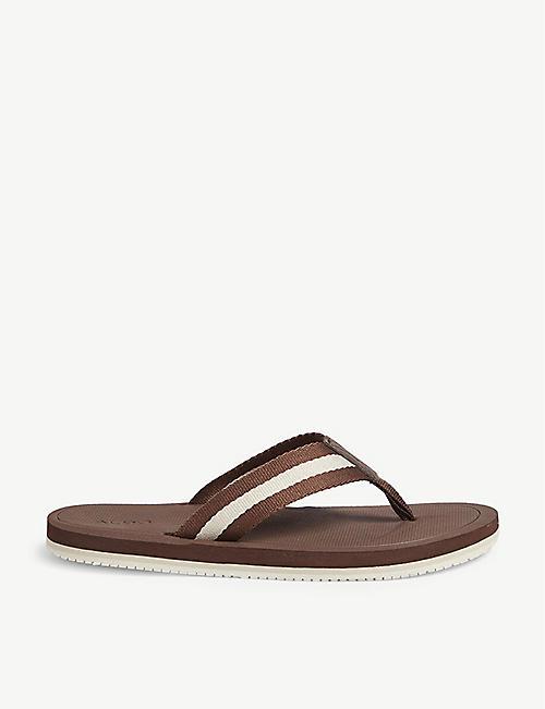 3b1eff678e81 Sliders   flip flops - Sandals - Mens - Shoes - Selfridges