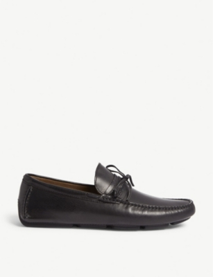 ALDO Triri leather loafers