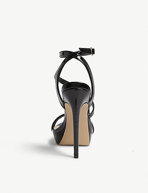 ALDO Vigodia leather flat sandals