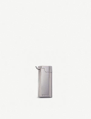 CHAOS Silver-plated lighter holder