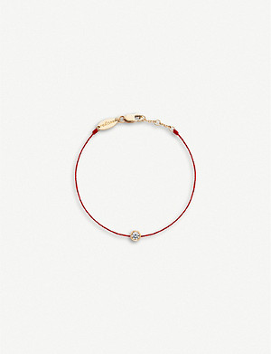 THE ALKEMISTRY Redline 18ct rose-gold and diamond bracelet