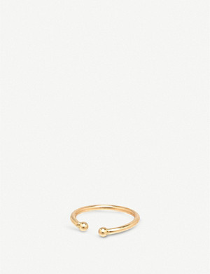 THE ALKEMISTRY Zoë Chicco 14ct yellow-gold single ear cuff