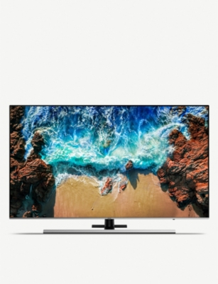 "SAMSUNG 55"" NU80004K Ultra HD HDR 1000 LED smart TV"