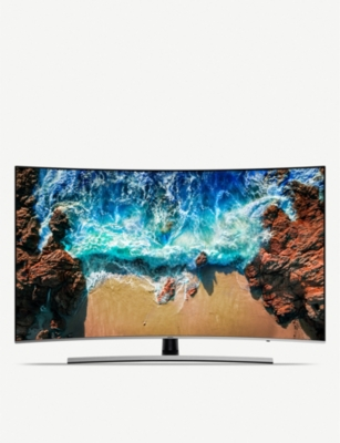 "SAMSUNG 65"" NU8500 Curved Dynamic Crystal Colour Ultra HD HDR 1000 Smart 4K TV"
