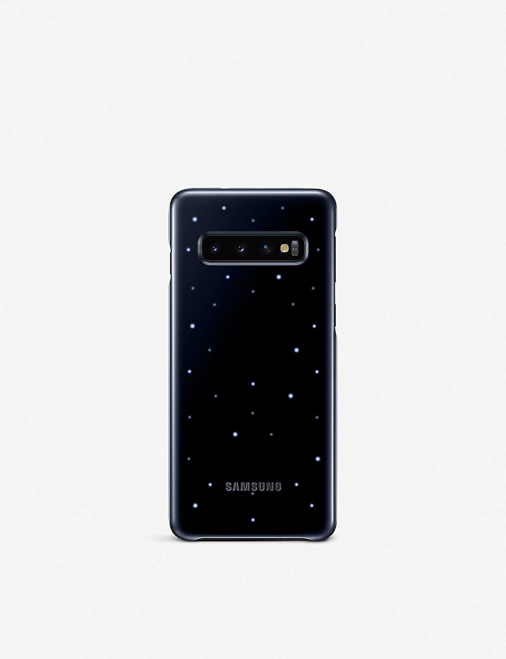 SAMSUNG: Galaxy S10 LED back cover