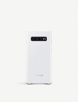 SAMSUNG Galaxy S10+ LED back cover