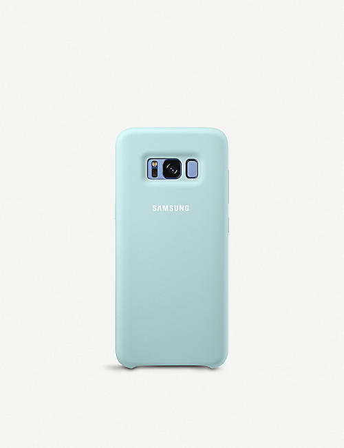 SAMSUNG Galaxy S8 Soft Touch silicone cover