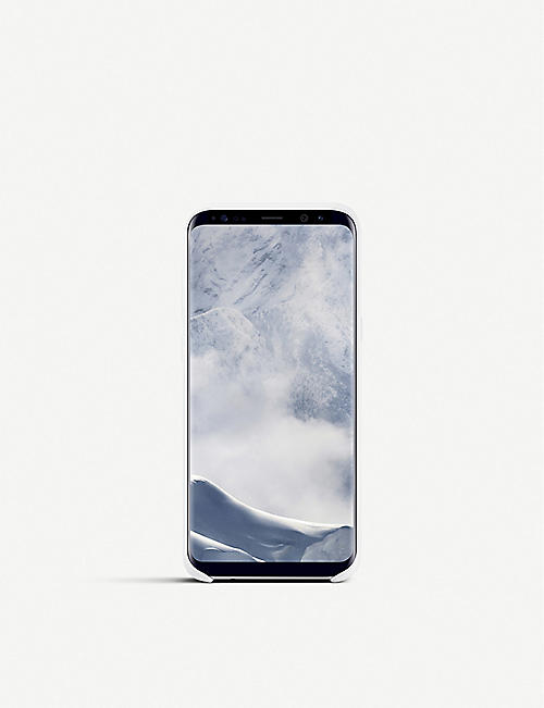 SAMSUNG Galaxy S8+ Soft Touch silicone cover