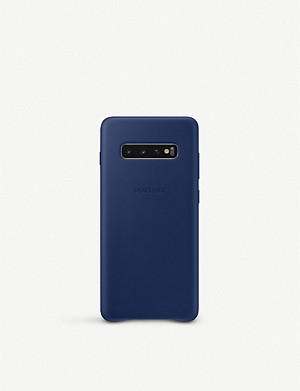 SAMSUNG Galaxy S10/S10+ leather cover