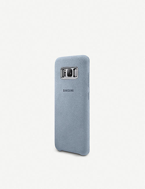 SAMSUNG Galaxy S8 Alcantara back cover
