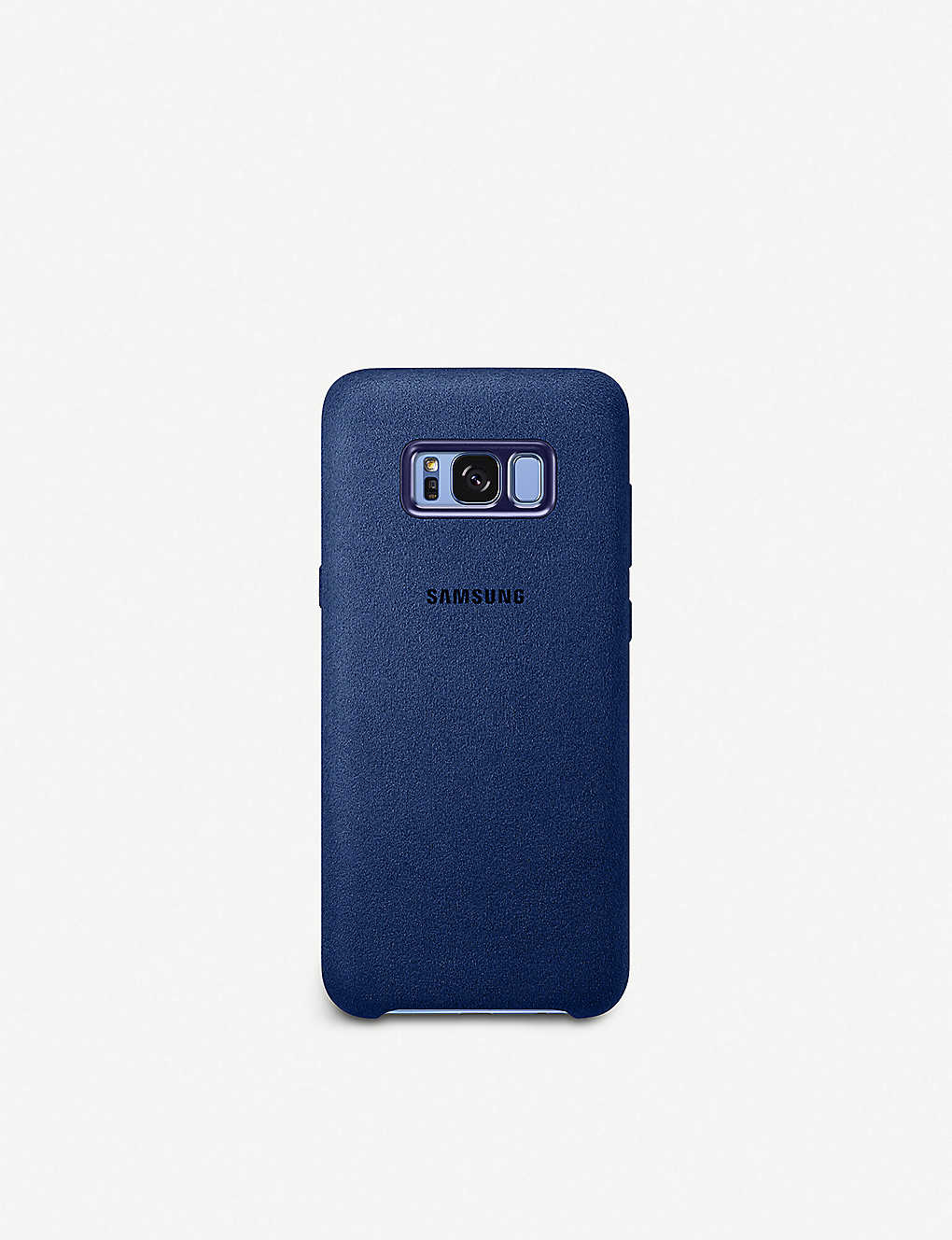 hot sale online 754e6 0550c Galaxy S8+ Alcantara back cover