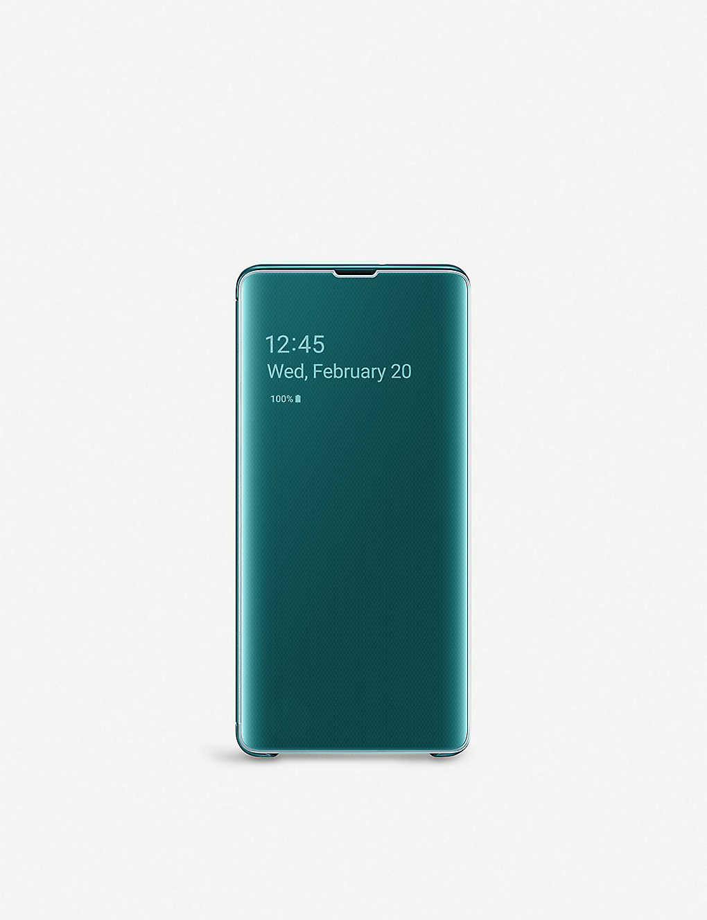 SAMSUNG: Galaxy S10/S10+ Clear view cover