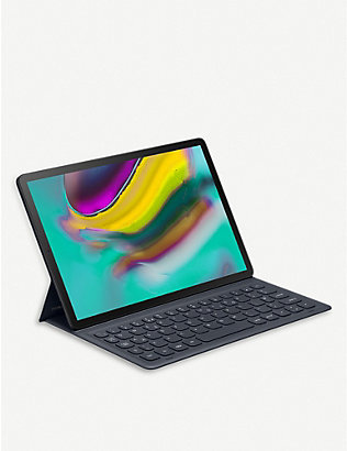 SAMSUNG: Galaxy Tab S5e keyboard book cover