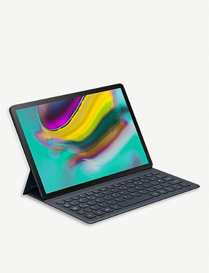 SAMSUNG Galaxy Tab S5e keyboard book cover