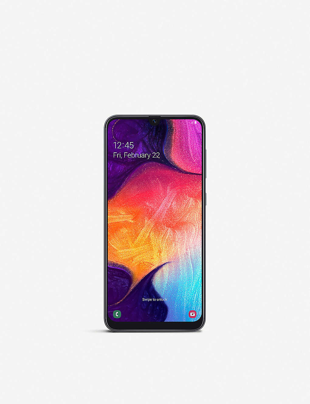 SAMSUNG: Galaxy A50 phone