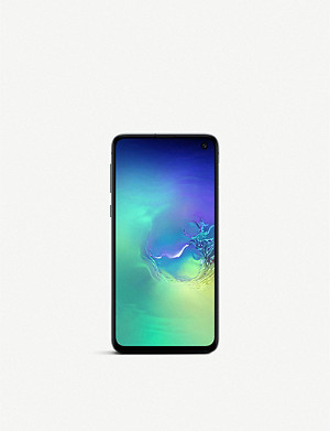 SAMSUNG Galaxy S10E phone 128gb Green