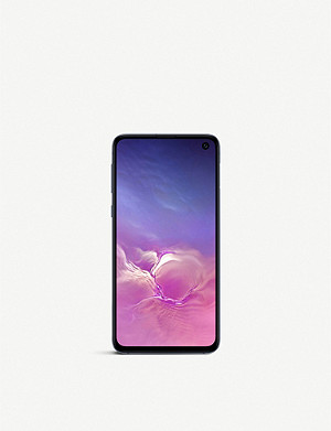 SAMSUNG Galaxy S10E phone 128gb Black