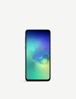 SAMSUNG Galaxy S10E phone 128gb White