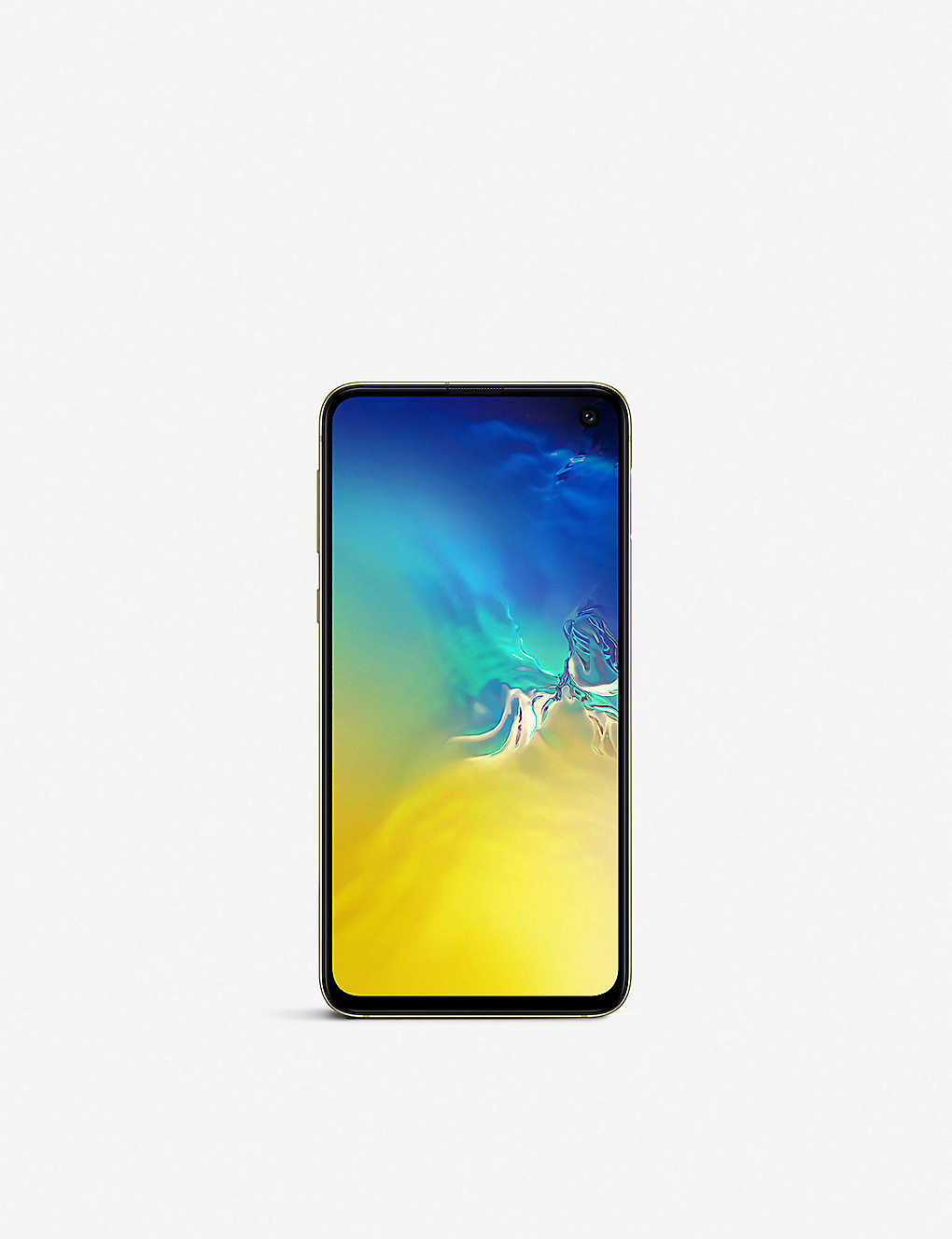 SAMSUNG: Galaxy S10E phone 128gb Yellow