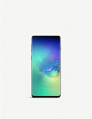 SAMSUNG: Galaxy S10 phone 128gb Green