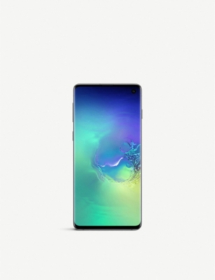 SAMSUNG Galaxy S10 phone 128gb Green