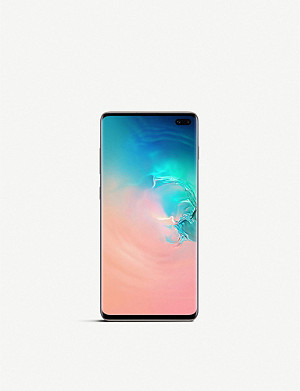 SAMSUNG Galaxy S10+ phone 1TB White